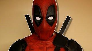 DEADPOOL Suit Movie Costume Replica!