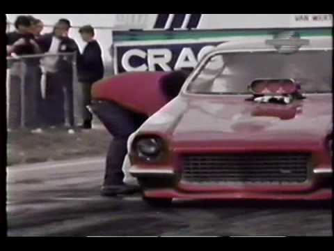 Vintage 1970's Drag Racing Rare Footage