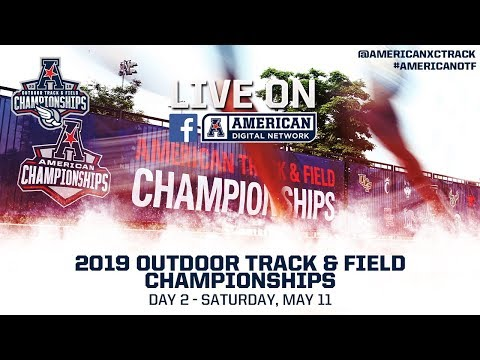 2019 American Outdoor Track & Field Championship Day 2