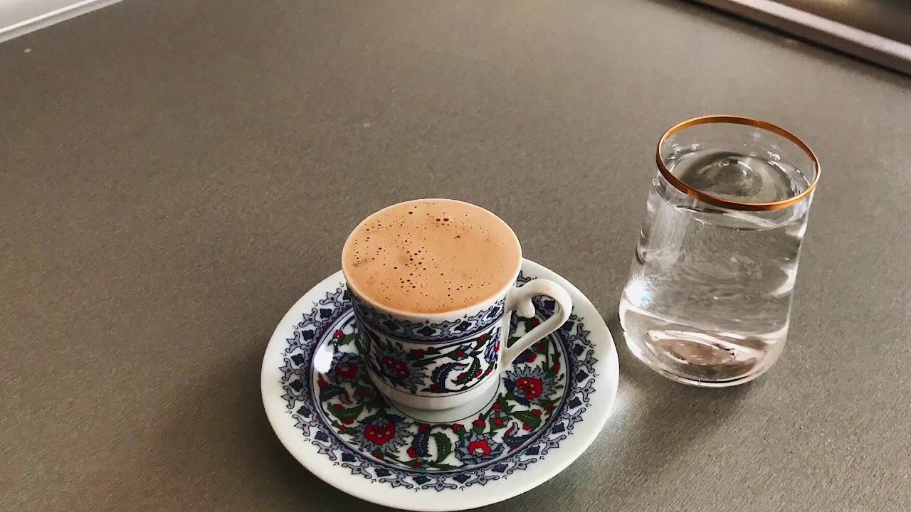 Bu Eşsiz Kahve Lezzetine Şahit Olun😍Bu Yöntem ile Dibek Kahvesinin Bağımlısı Olacaksınız☕