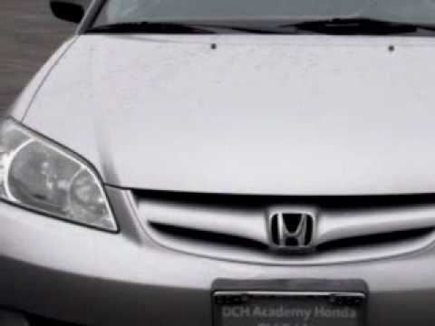 2004 Honda Civic DX Dch Academy Honda Old Bridge, NJ