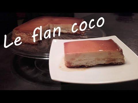 le-flan-coco---recette-facile-et-inratable