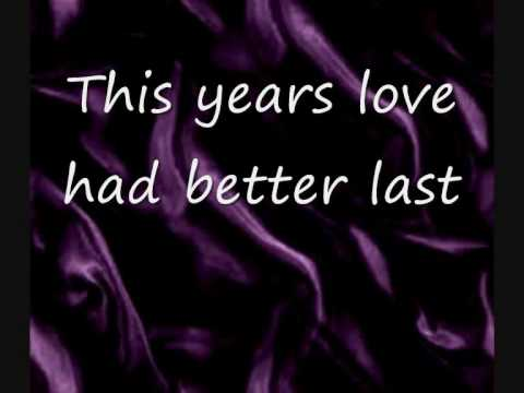 David Grey This Years Love Lyrics Youtube