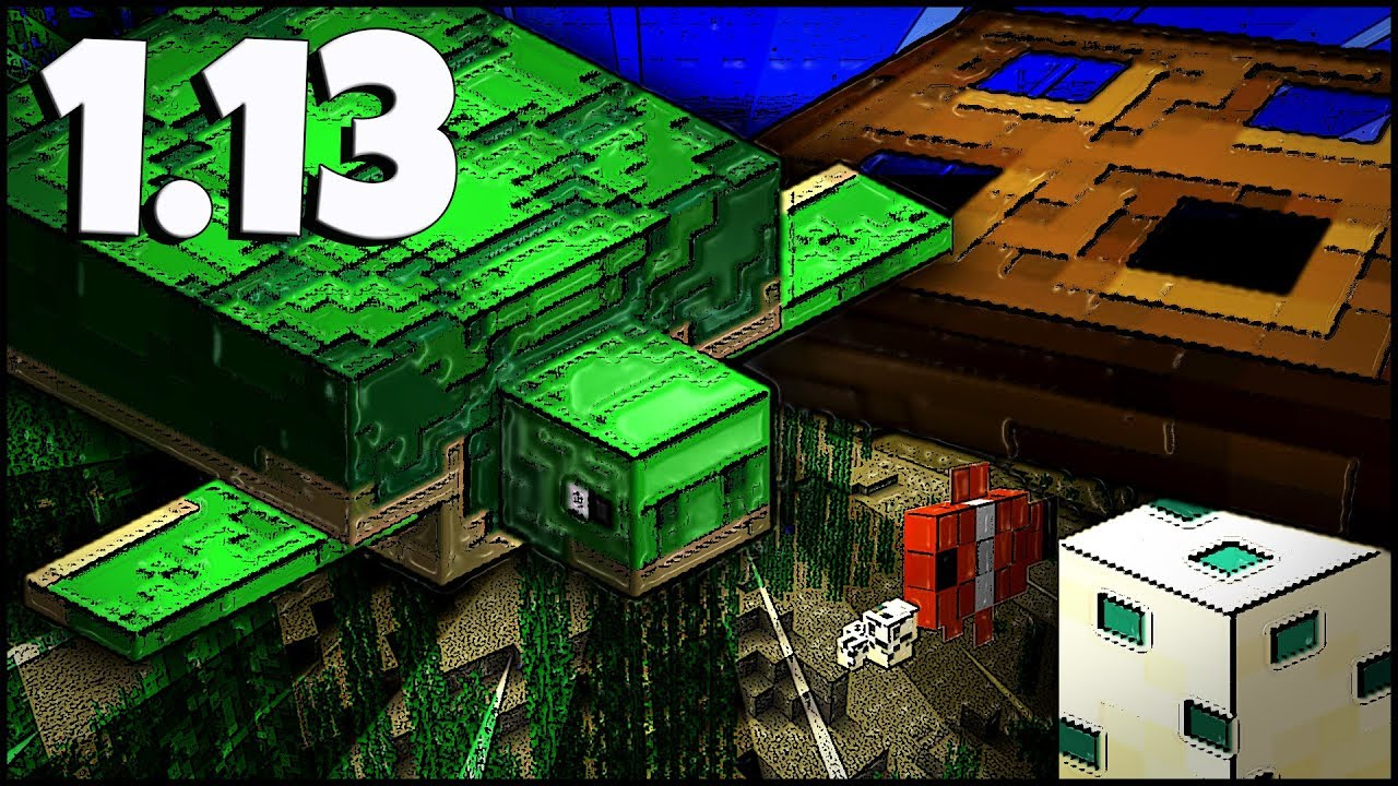 how to get minecraft 1.13