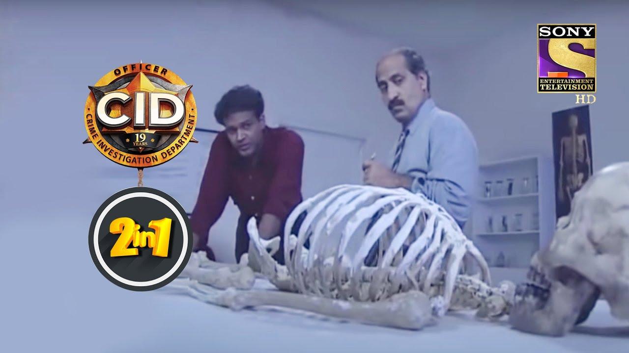 Download बोलता हुआ Skeleton !   CID   सी आई ड़ी   CID – 2 in 1