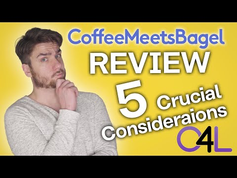 Coffee Meets Bagel Review [year] - Pros & Cons, Ratings, Pricing 1