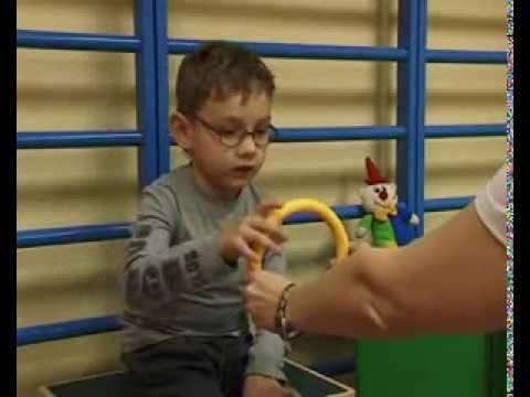Занятия, игры и упражнения для детей с ДЦП на основе кондуктивной терапии  ЧАСТЬ 5