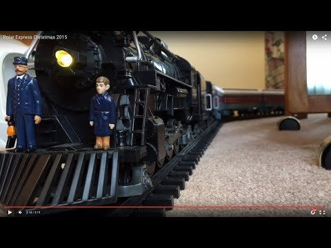 Modelling Railroad Train Track Plans -Great Concepts For Lionel Polar Express
