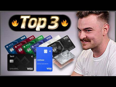 Best Crypto Cards 2020 - Crypto.com Review MCO, Coinbase Card, Crypterium Debit Card & More!