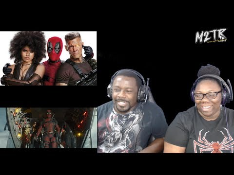 Deadpool 2: The Final Trailer {REACTION!!}