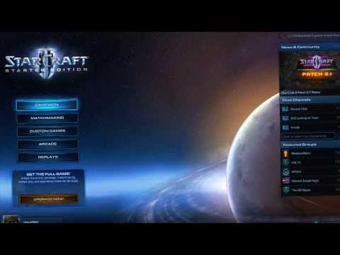Начни играть в StarCraft 2 бесплатно с Virtus.pro!