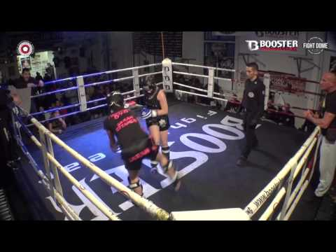 FIGHT DOME 4 - Sarah Ettahiri vs Alicia Thijssen