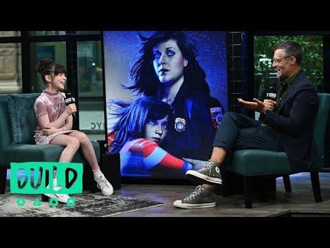 "Alexa Swinton Talks About The New ABC Show, ""Emergence"""