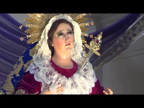 Salida Virgen de Dolores San José 2017