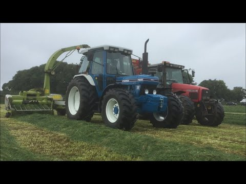 Vintage silage day longford 2018