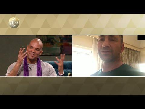Stockholmsnatts Paolo Roberto, Quincy Jones III & Staffan Hildebrand - Malou Efter tio (TV4)