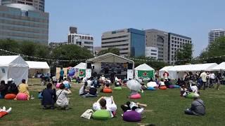 GLASSY MUSIC 2019  舞鶴公園鴻臚館広場 - Korokan Field Maizuru Park