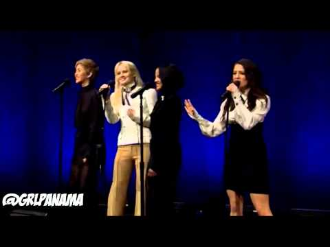 G.R.L. performs