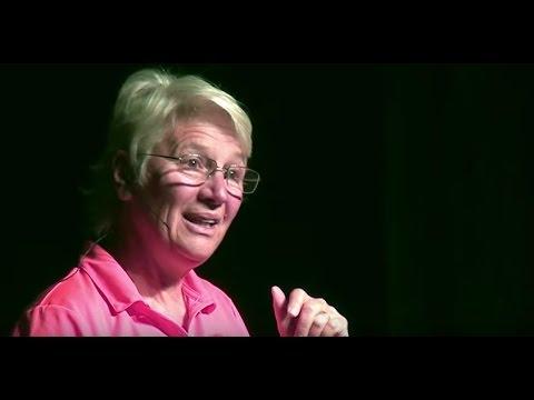 Hasta los 50 respir, ahora adems vivo | Shatzi Bachmann | TEDxBariloche