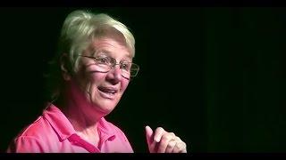 Hasta los 50 respiré, ahora además vivo | Shatzi Bachmann | TEDxBariloche