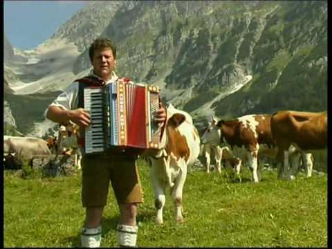 In den Tiroler Bergen Mit Andreas Aschaber (Auner Andi) aus Westendorf Tirol
