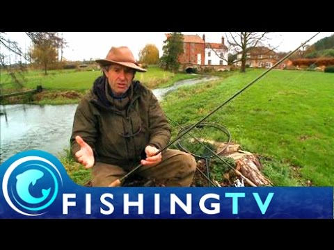 Fishing for Winter Chub - Fishing TV