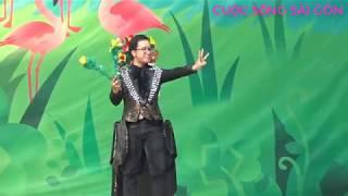 Khám phá tiết mục xiếc đặc sắc tại Thảo Cẩm Viên | I LOVE SAIGON