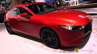 2019 Mazda 3 Hatchback - Exterior and Interior Walkaround - 2019 Chicago Auto Show