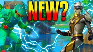 NEW MOISTY MERMAN AND VENTURION SKINS COMING SOON TO FORTNITE? / FORTNITE NEW SKINS!? / TOP PLAYER!