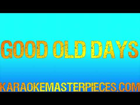 Good Old Days (Instrumental) Macklemore & Kesha [Karaoke Cover] Lyrics in Description