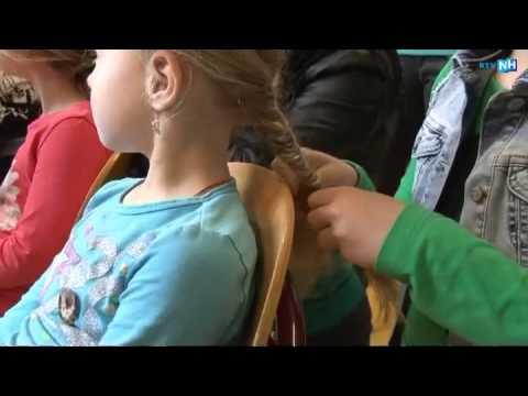 Meisjes doneren hun vlechten aan zieke kinderen youtube for Basisschool tabitha