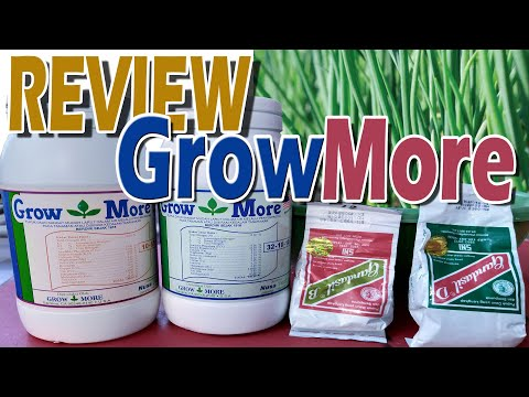 Review Growmore Pupuk