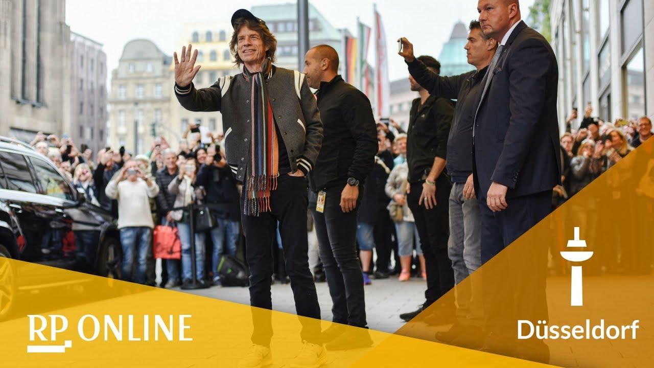 Rolling Stones In Düsseldorf 2017 So War Es In Der Esprit Arena