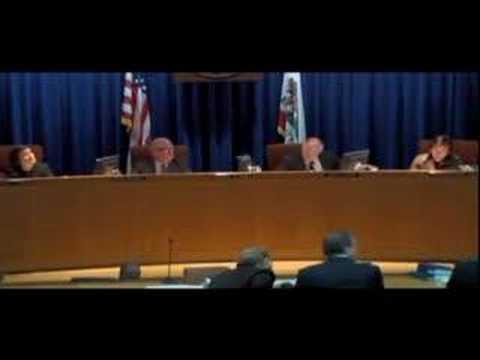 CA Public Utilities Commission Telecom Hearings 11-30-06