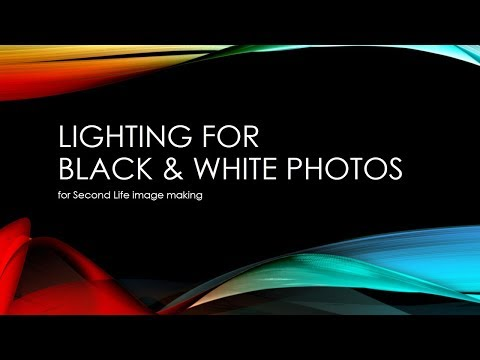 Phototools Tutorial 12 - Making Black and White Photos