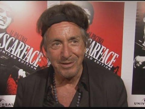 Al pacino reunites with scarface cast youtube - Al pacino scarface pics ...