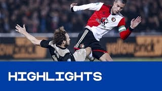 HIGHLIGHTS | Feyenoord - Ajax