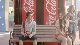 """Coca-Cola """"Falling"""""""