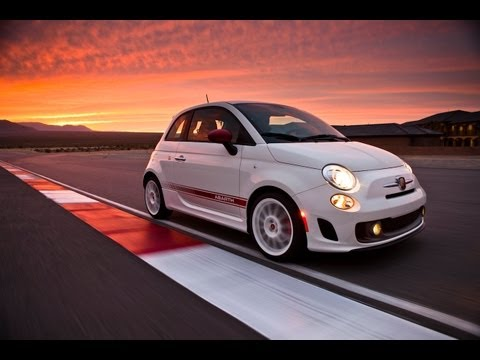 2012 Fiat 500 Abarth First Drive Review: The Everyman Ferrari