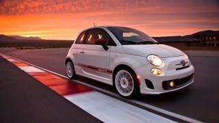Fiat Abarth 500 2011 Videos