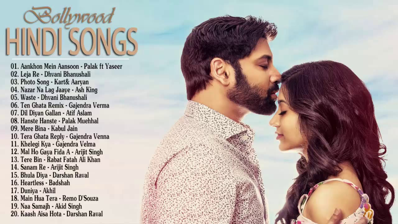 TOP HITS HINDI SONGS 2019 - Most Bollywood Songs 2019 ♥♥Latest HINDI SONG, HEART TOUCHING LOVE STORY
