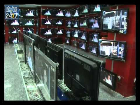 SUVARNA NEWS-SPECIAL OFFER AT GIRIAS SHOWROOM IN BANGLORE