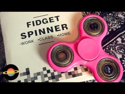 10 zaskakujących faktów o fidget spinnerach