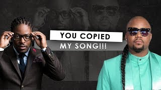 PrinceKaybee accuses Cassper Nyovest of copying his song. || Tusko_D Vlogs