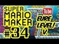 SUPER MARIO MAKER # 34 ★ Eure Level! V. [HD | 60fps] Let's Play Super Mario Maker