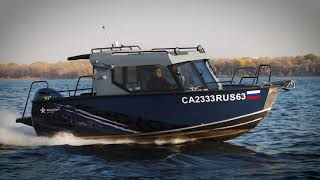 Realcraft 600 Cabin. Лодки клиентов в действии.