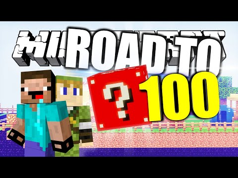 Minecraft LUCKY BLOCKS - ROAD TO 100 - FOLGE 92 (RED BLOCK)