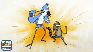 Regular Show: Fist Punch - Defeat Night Owl With Death Kwon Do!!! (Cartoon Network Games)