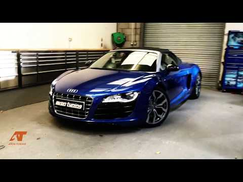 Audi R8 Stage 1 Remap at Avon Tuning