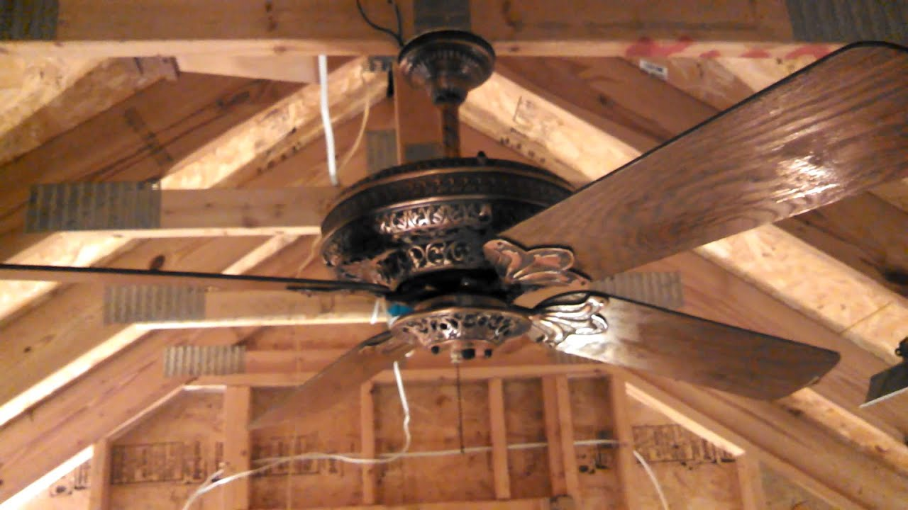 Casablanca 20th Century Limited Ceiling Fan K63 motor copper